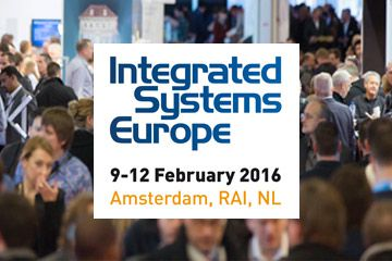 Integrated System Europe