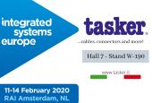 Tasker at ISE 2020 !