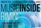 MUSIC INSIDE RIMINI 2017
