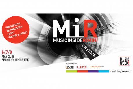 MUSIC INSIDE RIMINI 2018