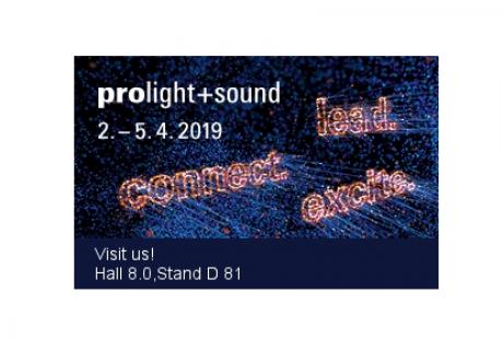 TASKER a Prolight + Sound 2019