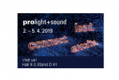 TASKER at Prolight + Sound 2019