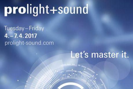TASKER a Prolight + Sound 2017