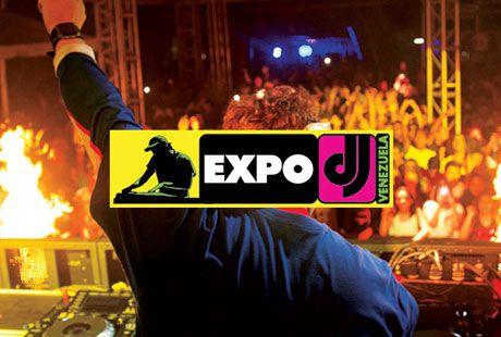 EXPO DJ VENEZUELA 2016