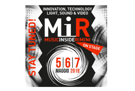 Tasker at Music Inside Rimini 2019!