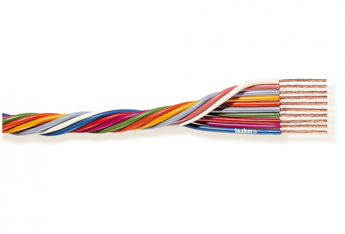 Multipolar cable 5x0.35
