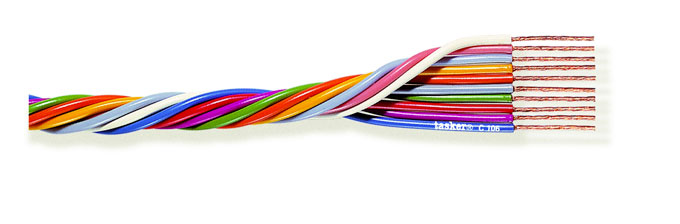 Multipolar cable 12x0,35