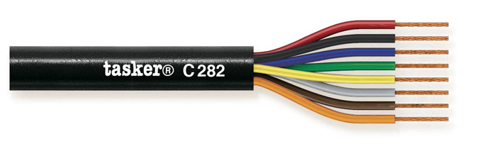 Loudspeaker cable 8x4.00